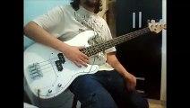 Black Sabbath-Into the Void Bass Guitar Cover