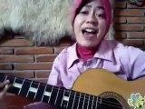 Indonesia Girl Singing Pashto song qarara rasha, pashto tapay tang takor, pashto songs, pashto girls dance, pashto funny dra