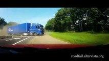 BIG Russian Car Crash Compilation #7