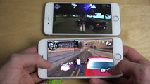 GTA Liberty City Stories iPhone 6S vs. GTA San Andreas iPhone 6 Graphics Comparison!