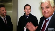 Real Time with Bill Maher: Backstage with Chris Hardwick and Jay Leno (HBO)