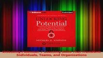 PDF Download  Unlocking Potential 7 Coaching Skills That Transform Individuals Teams and Organizations PDF Online