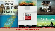 PDF Download  Emerging Market Real Estate Investment Investing in China India and Brazil Download Full Ebook