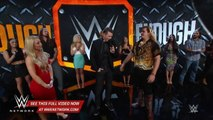 WWE Network: ZZ talks about his first experience in a hot tub on WWE Tough Enough: Tough T