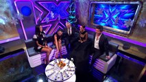 The Judges Come Clean | The Final | The Xtra Factor UK | The Xtra Factor UK 2014