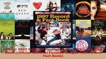 Official 1997 National Football League Record  Fact Book Official National Football Download