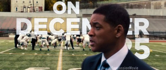 Concussion TV SPOT - Wont Back Down (2015) - Will Smith, Gugu Mbatha-Raw Movie HD