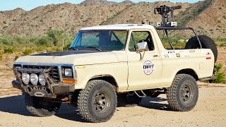 Ballistic Bronco: Machine Gun Install on a 1979 Ford Bronco! – Dirt Every Day Ep. 35