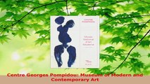 PDF Download  Centre Georges Pompidou Museum of Modern and Contemporary Art Download Online