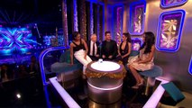 The Judges react to tonights result | Xtra Factor UK | The X Factor UK 2014