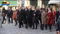 De Beauvau à l'Élysée, le défilé des ministres pour leur tout premier Conseil en 2016