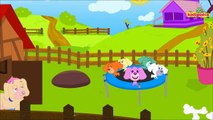 Five Little Puppies - Popular #NurseryRhymes Collection I #ChildrenSongs I Kids Videos