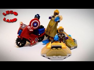 LEGO Marvel Super Heroes Captain America