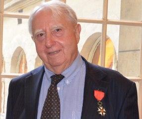 Alain Fantapié - Chevalier de la Légion d'Honneur
