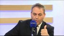 Nord-Pas-de-Calais-Picardie : Xavier Bertrand présente ses trois premières mesures