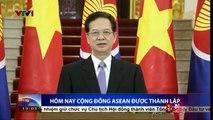 Thủ tướng Nguyễn Tấn Dũng phát biểu kỷ niệm ngày cộng đồng ASEAN được thành lập