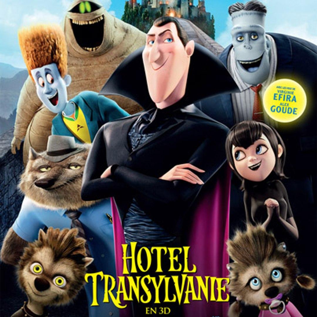 Dessin animé Hôtel Transylvanie - Meilleurs films animés francais - Part 01