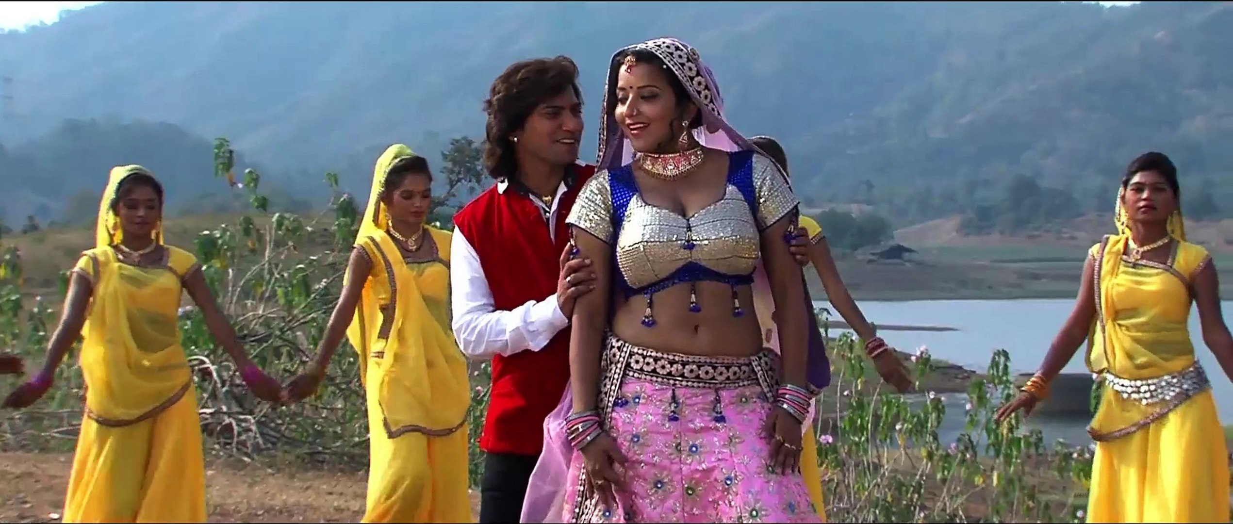 Maro Sajan Goto Gulab No   LOVE SONG   Vikram Thakor, Monalisa   New Gujarati Movie Song 2016