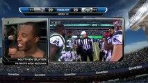 Coin Flip Controversy: Patriots Matthew Slater On Coin Flip | Patriots vs. Jets | NFL