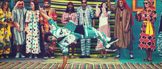 ---Saad Lamjarred - LM3ALLEM ( Exclusive Music Video) -  (سعد لمجرد - لمعلم (فيديو كليب حصري