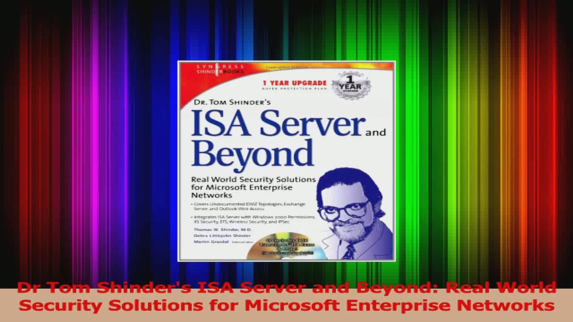 ISA Server 2004 Unleashed Microsoft Internet Security and Acceleration
