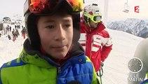 Ski : il neige enfin en abondance en montagne