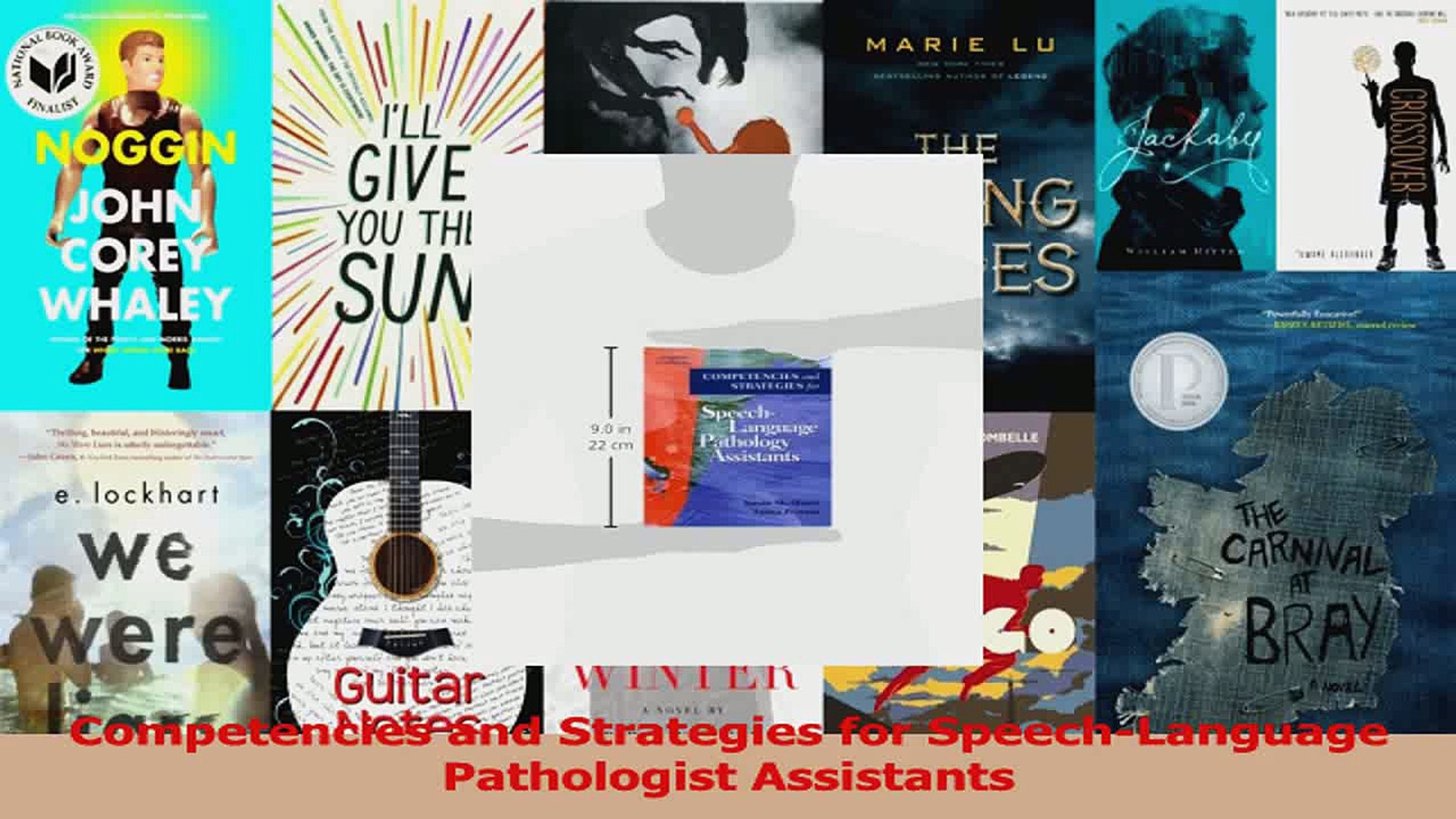 PDF Download Competencies and Strategies for SpeechLanguage Pathologist  Assistants Read Full Ebook
