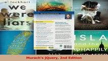 Murach's JavaScript and jQuery [PDF Download] Murach's JavaScript