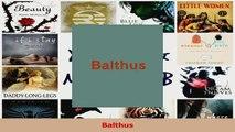 PDF Download  Balthus Download Full Ebook