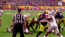 Fiesta Bowl Game Highlights - Notre Dame vs Ohio State - 2016 - College Football