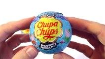 Шоколадные шары Чупа Чупс Свинка Пеппа. Зима. Choco Balls Chupa-Chups Peppa Pig.