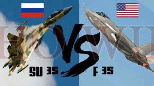 America's F 35 vs Russia's Su 35 _ Who Wins_