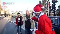 Taksim Delisi Cenk ve Noel Baba 2016