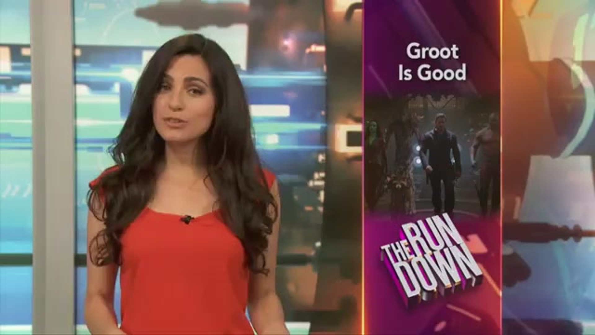 Vin Diesel Talks Groot in the Rundown