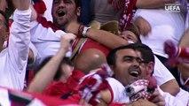 Sevillas four UEFA Cup and UEFA Europa League wins