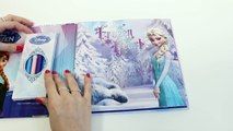 Disney Congelés Robes Kit de Elsa et Anna du Kit de Vestidos Congelés Kleidung Kit Juguetes de Surgelés