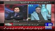 Hassan Nisar Reveals That Will Zarb-e-Azb Continue After Gen Raheel Retirement