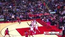 DeMar DeRozan Full Highlights 2015.12.30 vs Wizards 34 Pts, 6 Rebs, 5 Assists