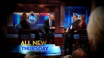 This Week On Dr. Phil: All-New Episodes!