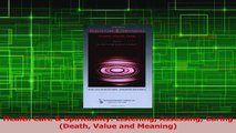 PDF Download  Health Care  Spirituality Listening Assessing Caring Death Value and Meaning Download Full Ebook