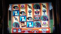 PALACE OF RICHES İ Slot Machine with BONUS, SUPER RESPINS and BIG WIN Las Vegas