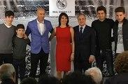 Les premiers mots de Zinedine Zidane, nouvel entraîneur du Real