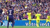Top buts Paris Saint Germain J1 / J19 - Ligue 1.