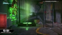 Batman: Arkham Knight Panessa Studios All Riddler Trophies Part 1 (16 Trophies)