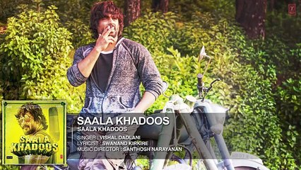 SAALA KHADOOS Title Song (Full Audio) - R. Madhavan, Ritika Singh