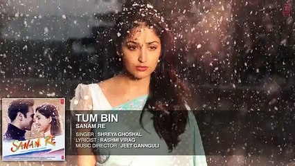 TUM BIN Full Song (AUDIO) - SANAM RE - Pulkit Samrat, Yami Gautam, Divya khosla Kumar