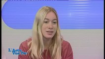 L'Actu vue par les Sportifs : Maëlys Plessis (04/01/2016)