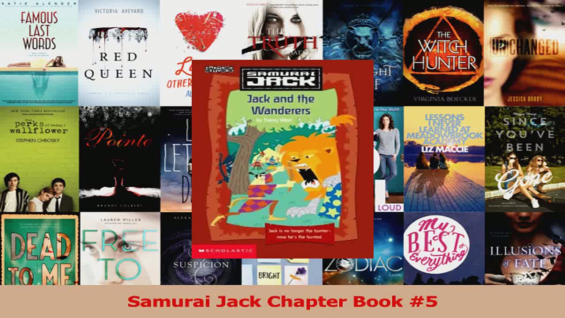 PDF Download  Samurai Jack Chapter Book 5 Read Online