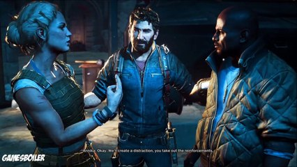 Just Cause 3 Walkthrough Part 13 ''Three's Company'' Story Gameplay  (PS4)