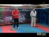 برنامج الجسم السليم الحلقة 52 لياقة عامه بالدامبلز نور الشام taekwondo